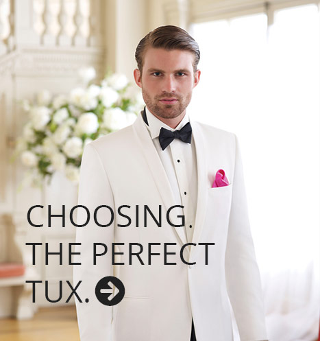 Choosing the Perfect Tux